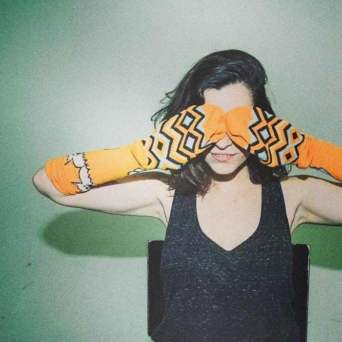 Street Art-Adorned Socks
