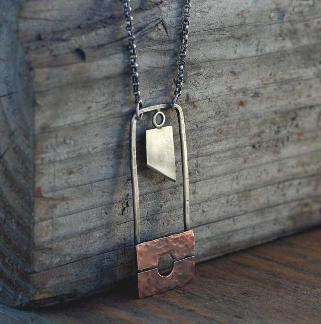 Gruesome Guillotine Necklaces