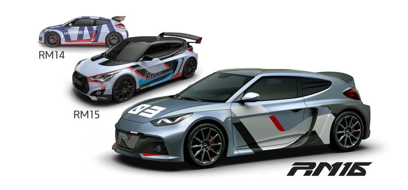 Lightweight Performance Cars
