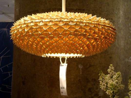 Palm Leaf Lamps