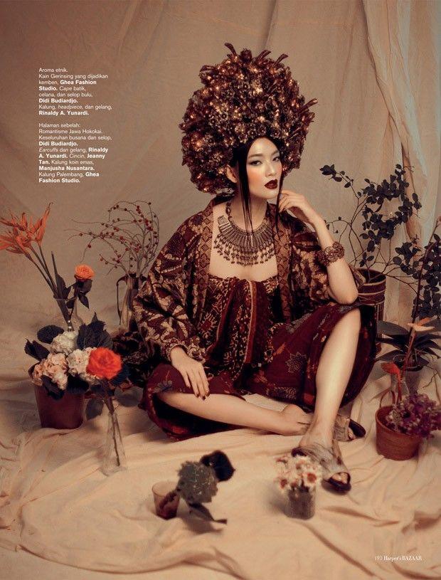 Ornate Indonesian Fashions