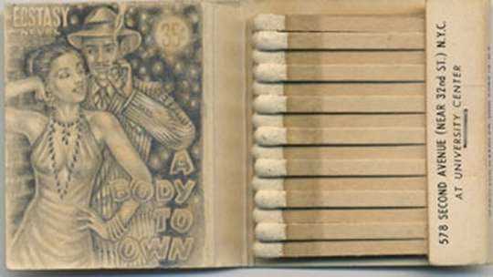 Mag Cover Matchbooks