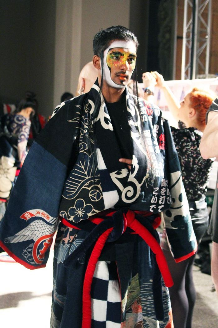 Vivid Kimono Collections