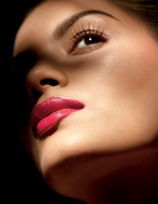 Complexion-Matched Makeup