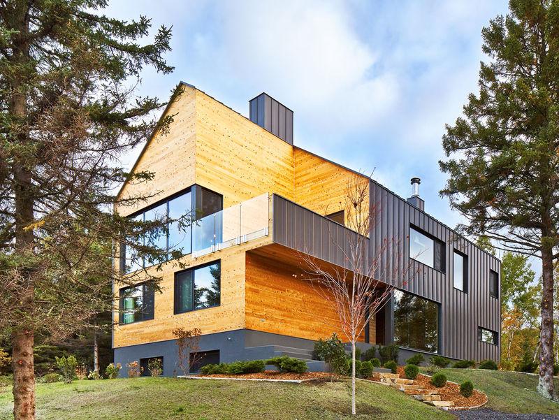 Barnyard-Inspired Architecture