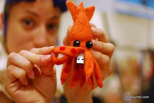 Geeky Sea Creatures