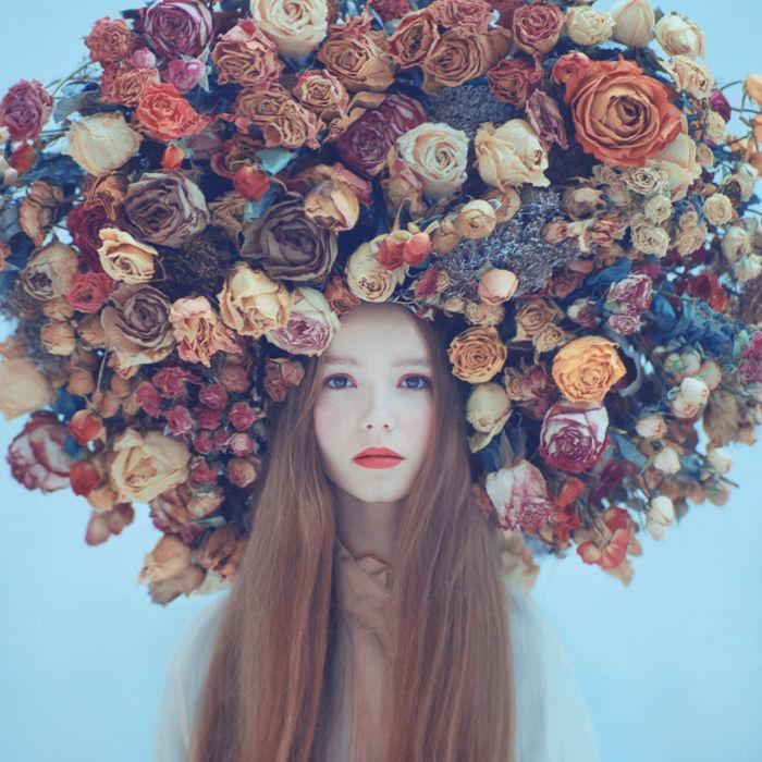 Striking Surrealism Portraits