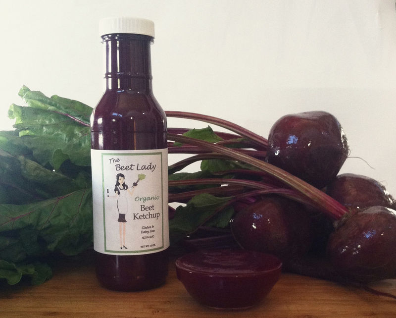 Beet-Based Condiments