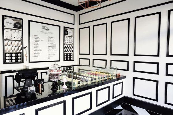 Parisian Pastry Shops