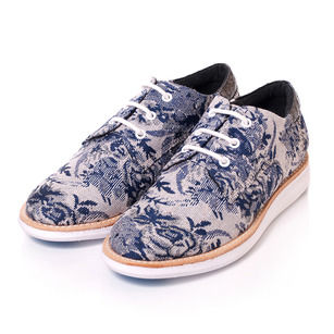 Porcelain Patterned Sneakers