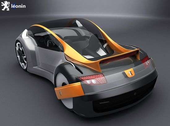 Lion-Inspired Eco Cars