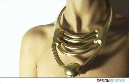 Blow-Up Necklaces