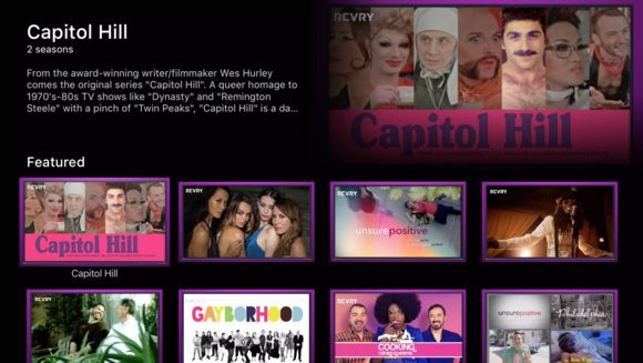 LGBT Streaming Apps