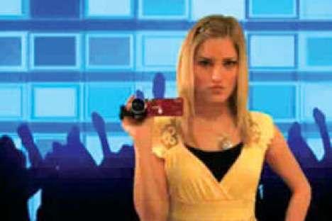 Viral Video Stars in Camera Ads