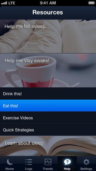 Sleep-Monitoring Apps