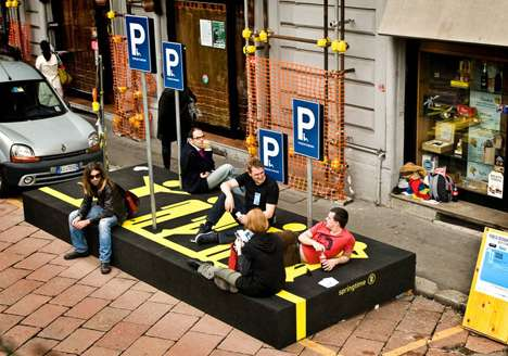 Parking Spots for People