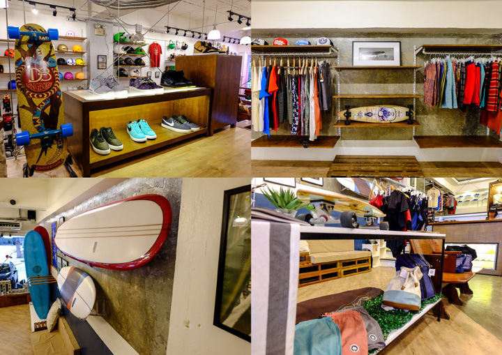 Experiential Surf Shops