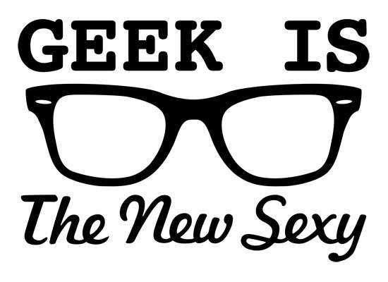 Geeky Glasses Apparel