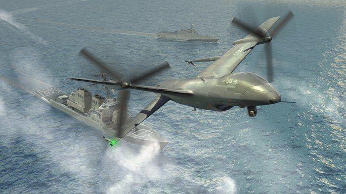Tactically Superior Drones