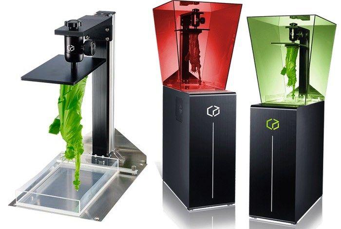 Micro-Detailed 3D Printers