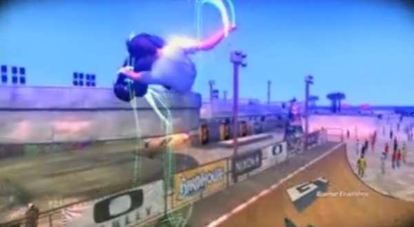 Skateboard Controllers