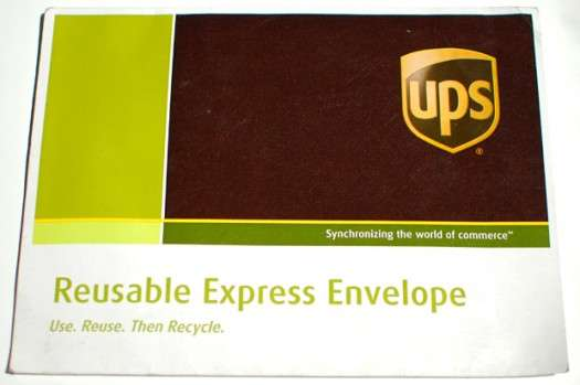 reusable envelopes