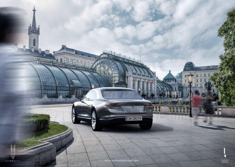 Minimalist Luxury Sedans