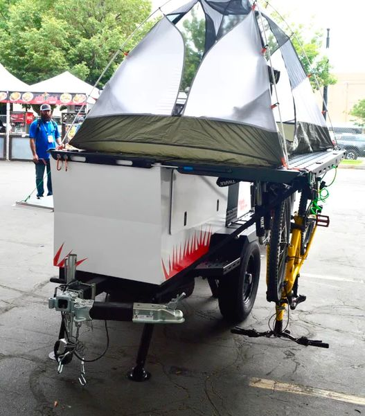Lightweight Camping Trailers