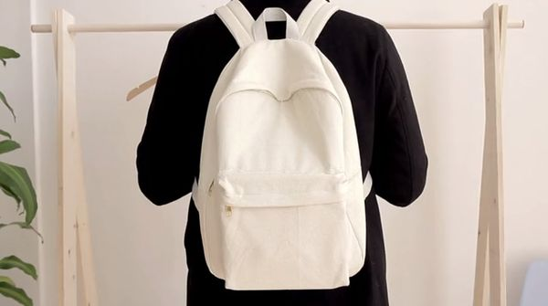Eco-Friendly Sustainable Backpacks