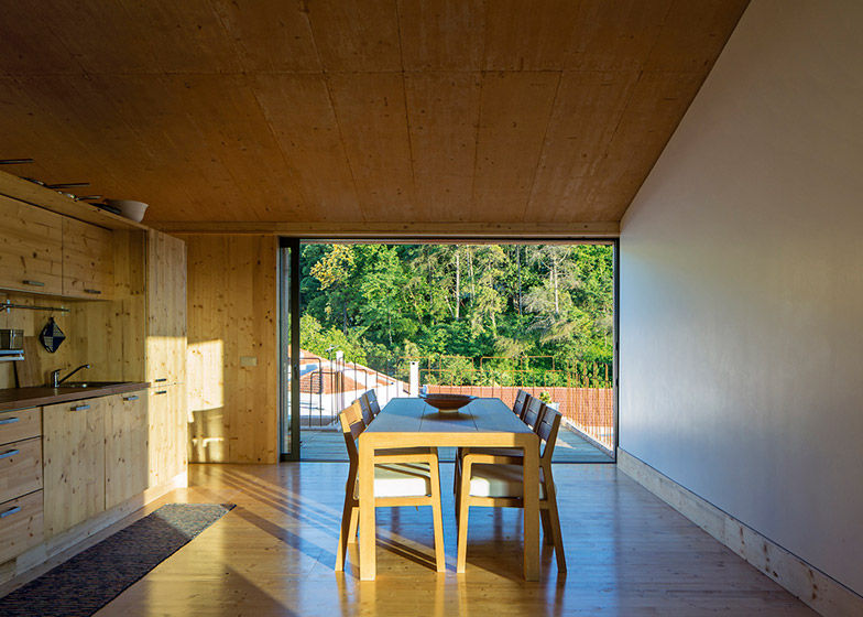 Recycled Pine Residences