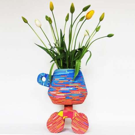 Footwear Flowerpots