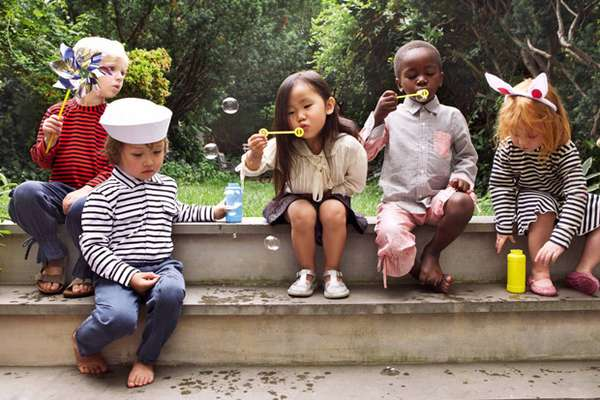 Stylish Urban Kidswear