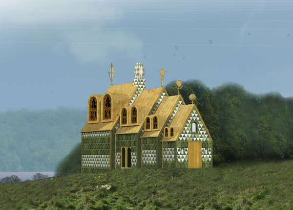Fairytale-Inspired Houses