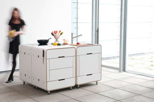 Adaptable Modular Kitchen Installations