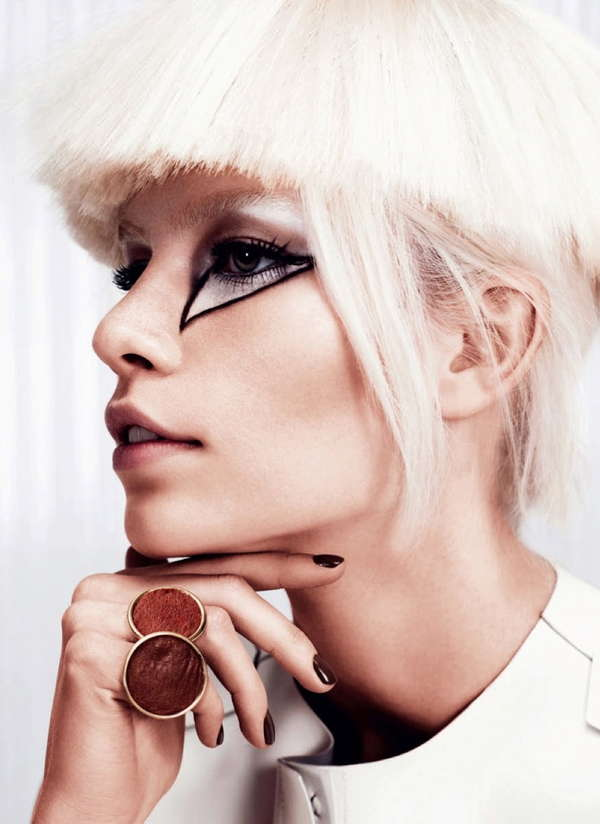 Geometric Cosmetic Editorials