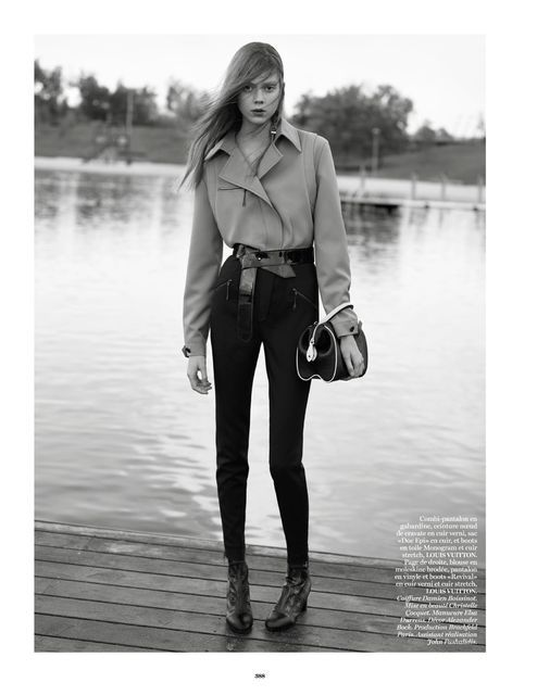 Plush Lakeside Editorial