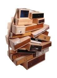 A Mess (Of Drawers) For Your Mess