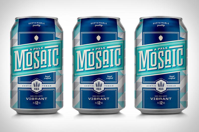 Modern Bluesy Cans
