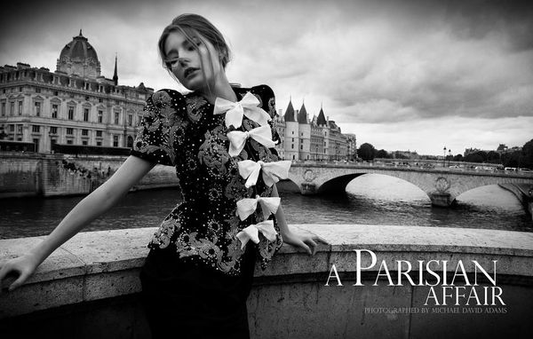 Chic French Photoshoots