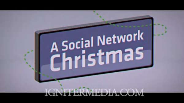 Social Media Holiday Stories