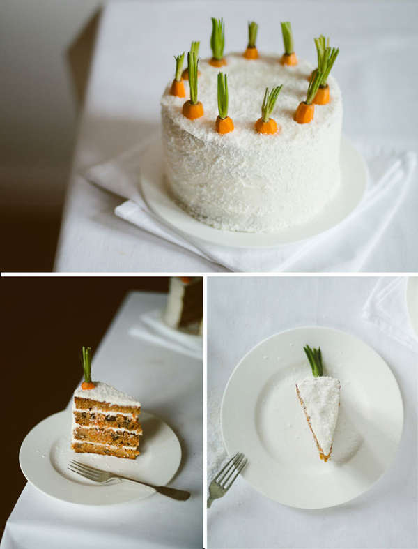 Sweet Sprouting Desserts