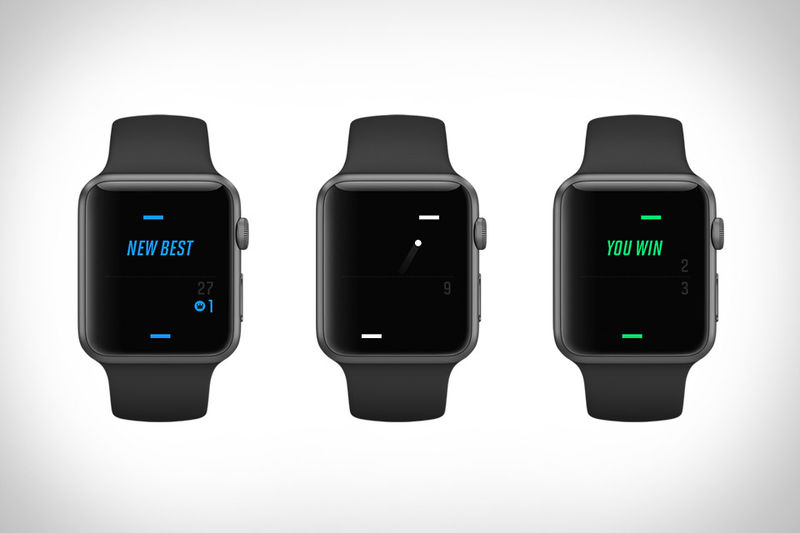 Smartwatch Arcade Games