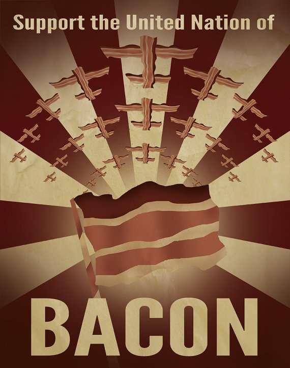 Food Propaganda Posters