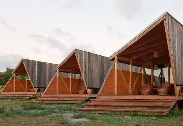 Island Friendly Eco Cabins