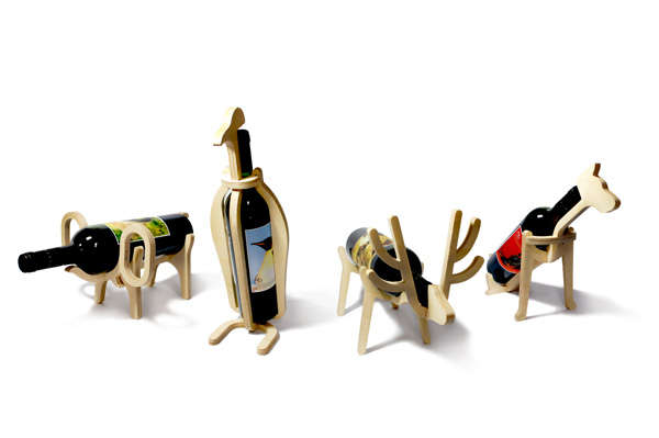 Bestial Bottle Holders