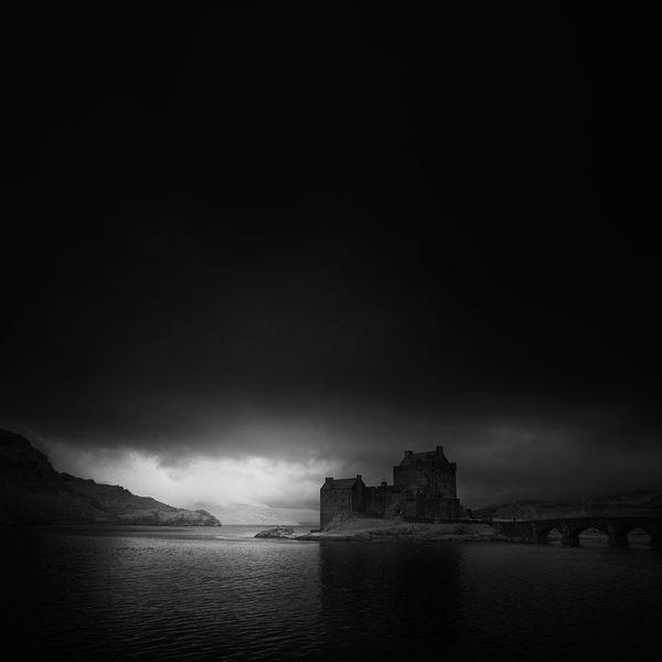 Abandoned Castle Photography