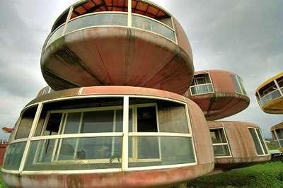 Abandoned Future City