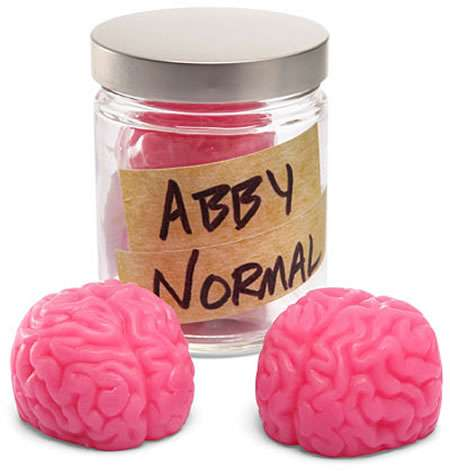 Abby Normal Brain
