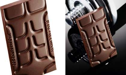 Sculpted Fitness Chocolates