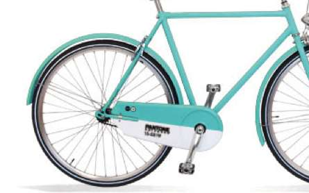 ABICI Pantone Bicycle